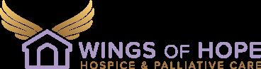 Wings of Hope Hospice and Palliative Care from Phoenix, Arizona logo.