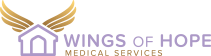 Wings of Hope Hospice Medical Services in Phoenix, Arizona logo